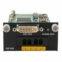 PureLink DR1000 DVI Over 4LC Fiber Optic Receiver