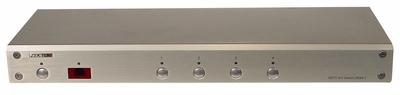 Refurbished Zektor HDS4.2 4-In, 2-Out Silver 1080p Component Switcher  - SOLD OUT