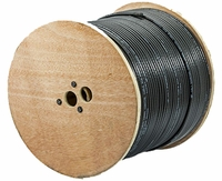 RG6 Coaxial Cable UL Rated, Pullbox, 18 AWG, 1000 ft