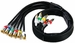 Atlona AT22050-1 1m (3FT) SACD (6-Channel) Multi Channel Audio Cable