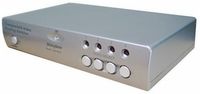 Shinybow SB-5450 4x2 Composite/S-Video/Audio Matrix Routing Switcher - TAA Compliant