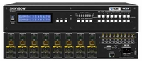 Shinybow SB-5688CK 8x8 HDMI Matrix w/8-HDBaseT Outs (8x8x2) - TAA Compliant