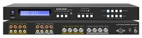 Shinybow SB-5544BNC 4x4 Composite Video with Stereo Audio - TAA Compliant
