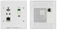 Shinybow SB-6351R HDMI HDBaseT Wall Plate Receiver up to 330 Feet - TAA Compliant