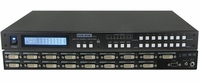 Shinybow SB-8811 8x8 DVI HDTV Video Matrix Routing Switcher