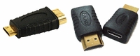 Atlona 365453 Standard HDMI (Type A) to Mini-HDMI (Type C) Adapters