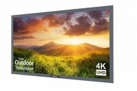 "Sunbright SB-S-65-4K-SL NEW 65"" Outdoor TV 4K UHD Signature - Silver"