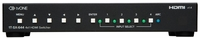 tvONE 1T-SX-644 HDMI v1.4 FAST Switcher with 3D/ARC 4x1