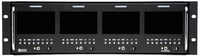 "tvONE LM-404HDA Rack Mount Quad 4"" HDTV Monitors"