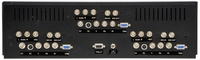 "tvONE LM-503HDA Rack Mount Triple 5"" Color Monitors"