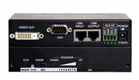 tvONE MVII-DVI-RX-1K-SAP MultiView II DVI Receiver - 1000 feet Magenta Research