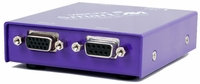 SmartAVI VDX UXGA and RS232 Point to point CAT5 Extenders