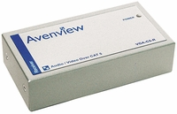 Avenview VGA-C5-R VGA Video & Audio Receiver Over Cat5 up to 1000 Feet