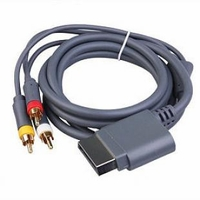 - Xbox 360 Video/Audio Cables-Coming