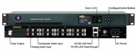 ZeeVee HDB2540-NA Hdbridge 4 Channel Rgb/Vga 720p Encoder/Modulator