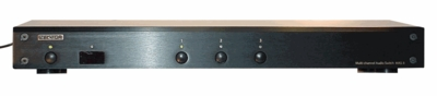 Zektor MAS3 5.1 3-Channel Audio Switcher - SOLD OUT
