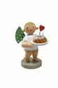 Angel Holding Cake With Heart (New in 2014) - Wendt & Kuhn