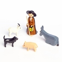 Animal Herder (Set of 5) - ULMIK Studios