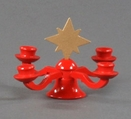 Dollhouse Candle Holder Accessory - Dregeno Seiffen