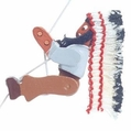 The Native American String Climber Toy - Dregeno Seiffen