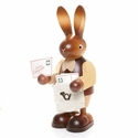 Large Easter Bunny Letter Carrier - Christian Ulbricht GmbH & Co