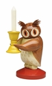 Large Owl Holding Candlebra (New in 2018) - Wendt & Kuhn