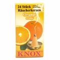 Orange Fragrance Incense - 24 Incense Cones