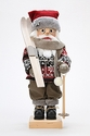 Skiing Santa Nutcracker (Limited Edition) - Christian Ulbricht GmbH & Co