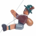 The Hiker String Climber Toy - Dregeno Seiffen