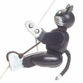 The Cat String Climber Toy - Dregeno Seiffen