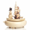 Winter Time Music Box - Holzspielwarenmacher Gunther