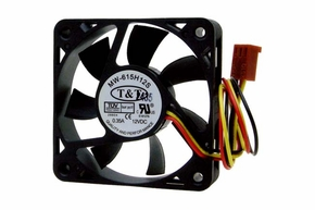 T&T MW-615H12S 3-Pin 60MM Fan - Click to enlarge