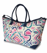 Aztec Duffel Bags Personalized