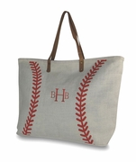 Baseball theme Tote Bag - Personalized
