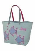 Beach Themed Travel Tote