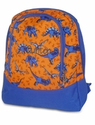 Boys Preschool Backpack Personalized