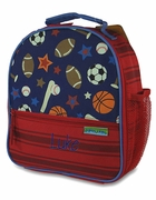 Boys Sports Lunch Bag | Personalized | Monogram