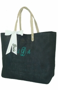 Bridesmaid Tote Bag | Monogram Personalized