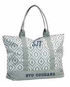 Brigham Young University Tote Bag | Monogram