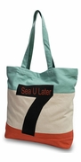 Buoy Tote Bag Personalized