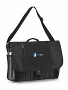 Business Logo Messenger Bag