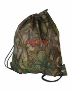 Camo Cinch Backpack