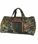 Camouflage Duffle Bag Woods - Personalized
