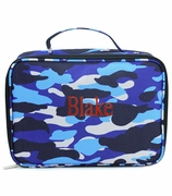 Camouflage Lunch Bag | Monogram