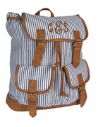 Campus Backpack   Monogrammed   Personalized