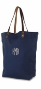 Canvas Weekender Travel Bag | Monogram | Personalized