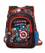 Captain America Backpack | Personalized