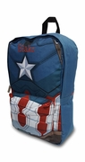 Captain American Armor Civil War Backpacks