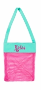 Children's Shell Beach Tote Bag | Personalized | Monogrammed