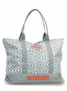 Clemson University Tote Bag | Monogram